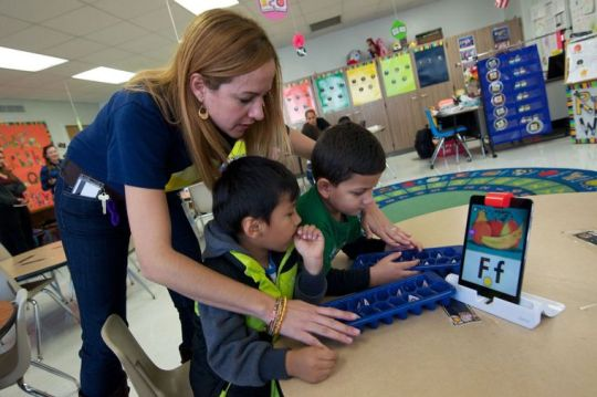 Osmo in the Schools-Educational Learning Games