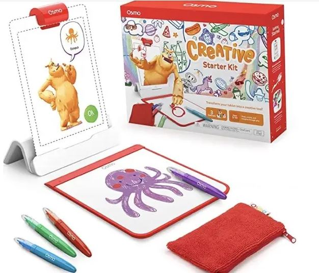 Creative Learning Games, Drawing Games
