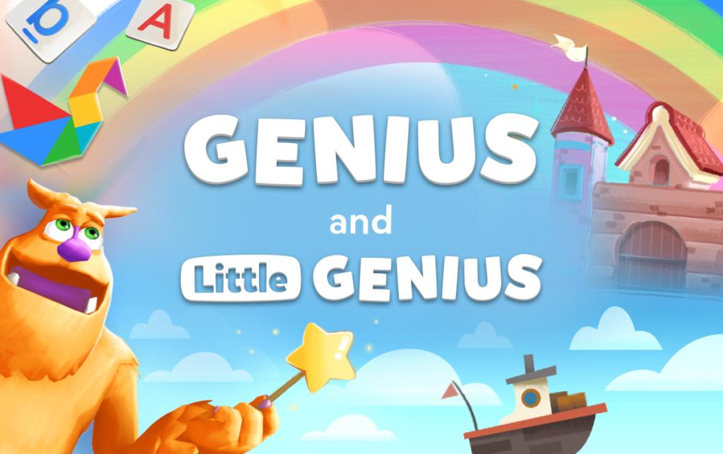 Genius and Little Genius Games